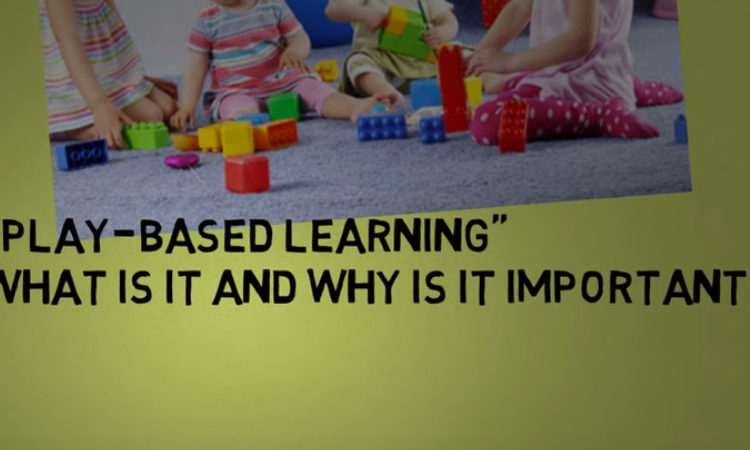 """Play-based learning"" What is it and why is it important?"
